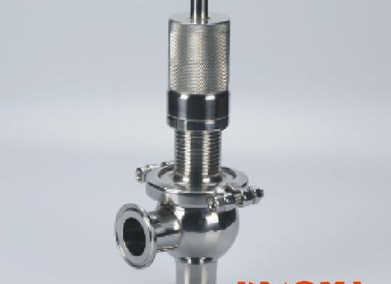 精亞衛生級安全閥 彈簧安全閥 壓力安全閥 快裝安全閥