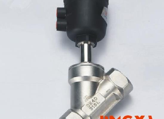 精亞衛生級角座閥 快裝角座閥 氣動角座閥 不銹鋼氣動角座閥