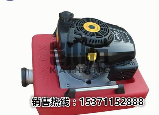 小型機動浮艇泵FTQ3.0/8