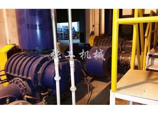 羅茨式鼓風機維修 張工機械專業廠家