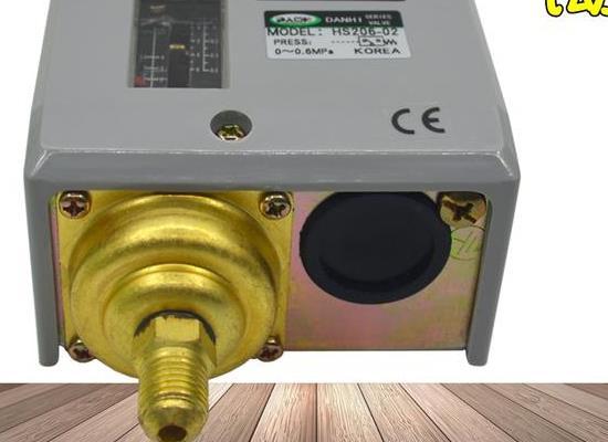 韓國DANHI丹海HS206-02水蒸汽發生器壓力開關HS-