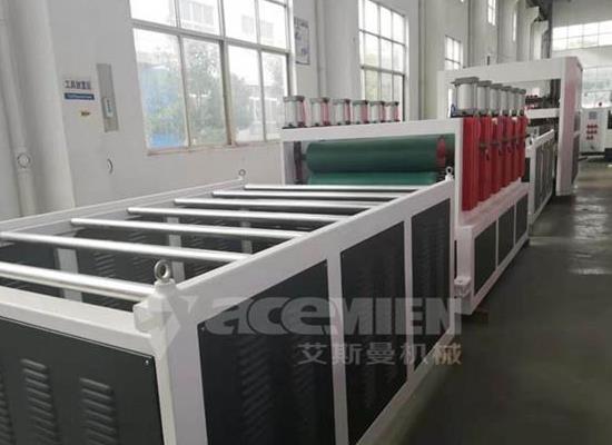 中空塑料建筑模板設備、河南中空塑料建筑模板機器