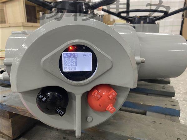 隔爆CT4電動執行器EXC.2SA8012總線485通訊協議