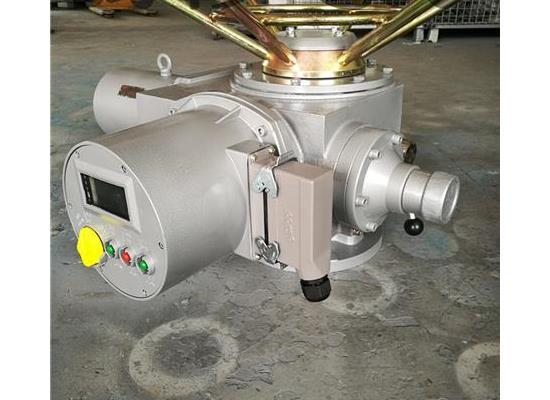 扬修智能型电动执行器F-DZW90-FC-ZTD10厂家直供