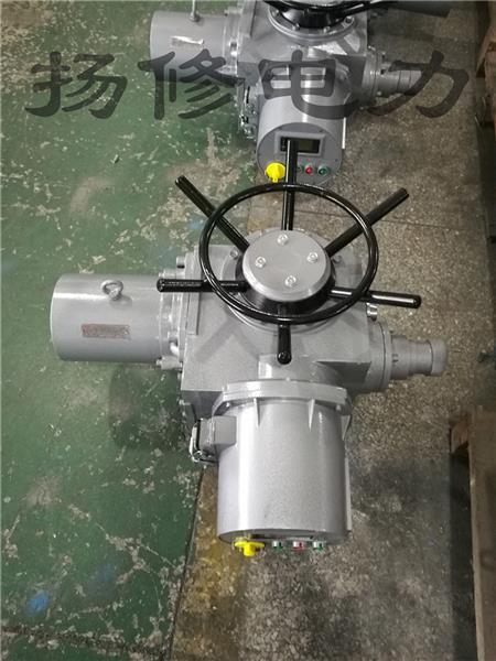 揚修智能型電動執行器F-DZW90-FC-ZTD10廠家直供