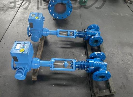扬州扬修ZDLP单座调节阀(成套)DN25-300规格可选