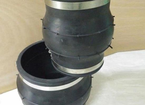 拉萨水泵管路卡箍式橡胶接头