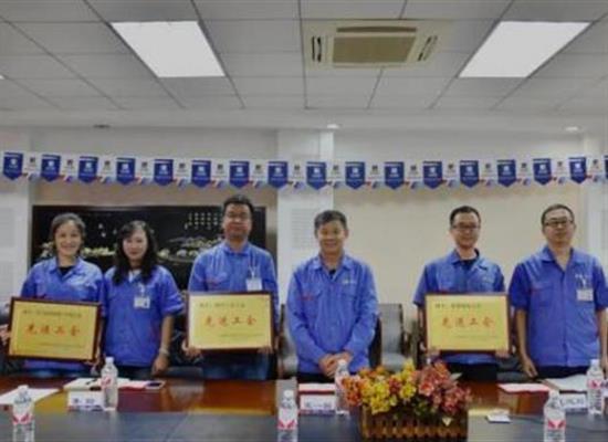 哈電閥門公司工會召開三屆二次全委(擴大)會議