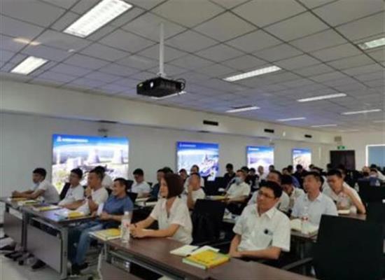 哈電閥門研發試驗中心舉辦的首期培訓圓滿落幕