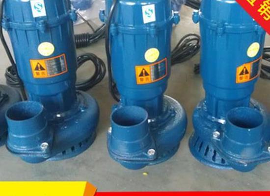 QDX、QD小型潛水泵 高揚程潛污泵 電動污水泵
