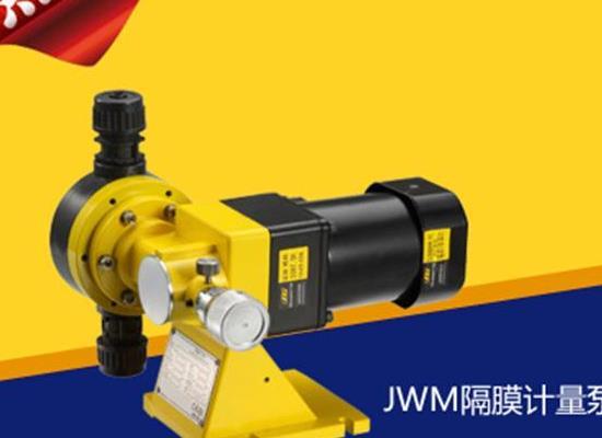 廠家直銷JWM系列機械隔膜式計量泵 小型定量加藥計量泵 現貨