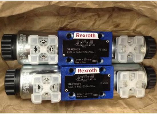 德國力士樂Rexroth電液換向閥型號齊全價格從優