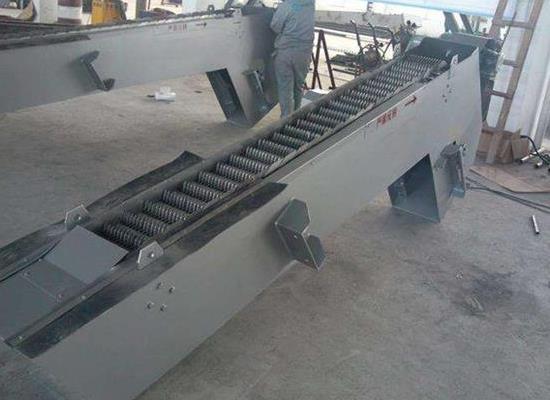厂家供应格栅除污机 机械格栅机GSHP回转耙式格栅除污机