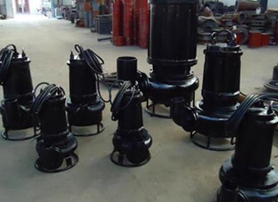 高效潜水清淤泵,污泥泵,淤泥泵,排泥泵(ZSQ)