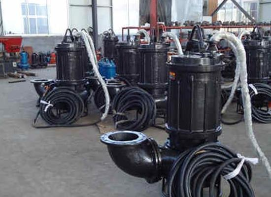 潜水机械密封抽沙泵  渣浆泵  泥浆泵(ZSQ)