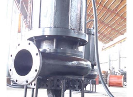 耐磨潜水搅拌渣浆泵  抽沙泵(ZSQ)
