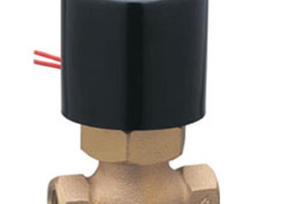 2L系列电磁阀 DN10暖通空调专用电磁阀