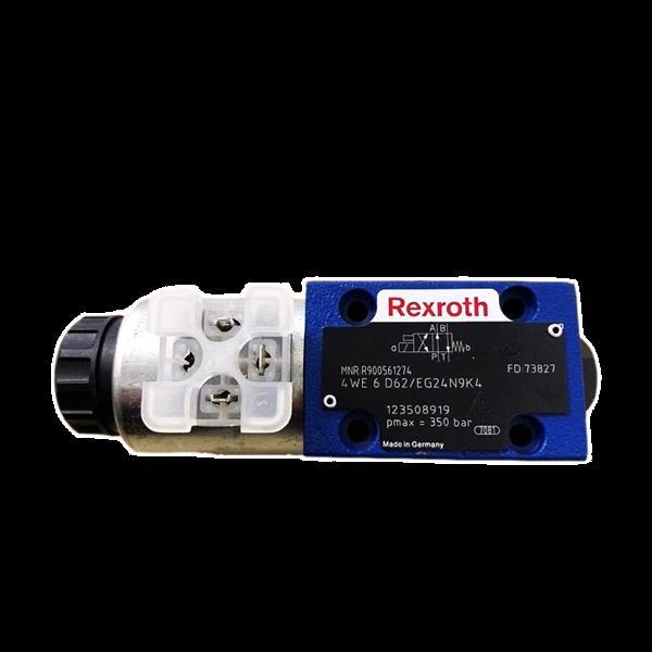 力士乐Rexroth电磁阀4WE6B62/EG24N9K4