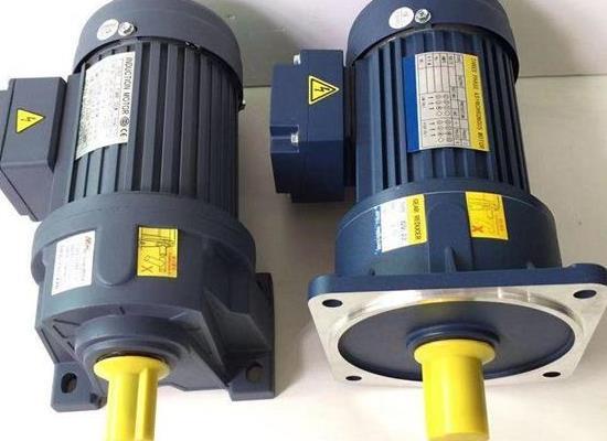 萬鑫工廠直供臥式齒輪減速馬達GH50-1500-125S