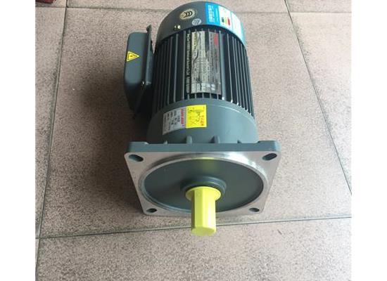 万鑫直销GH60-7500-1/11-60卧式齿轮减速马达