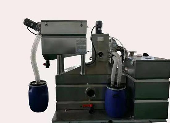 全自动隔油提升设备(RCGY)
