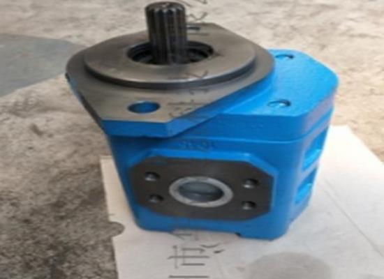 装载机液压齿轮泵济南液压泵青州齿轮泵