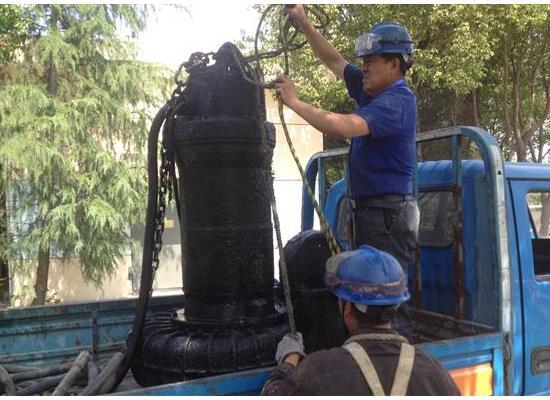 南京飞力FLYGT污水泵维修 飞力ITT潜污泵修理厂家