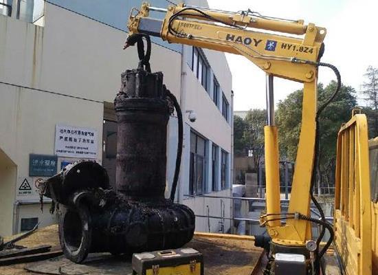 苏州污水泵维修  潜污泵修理厂家