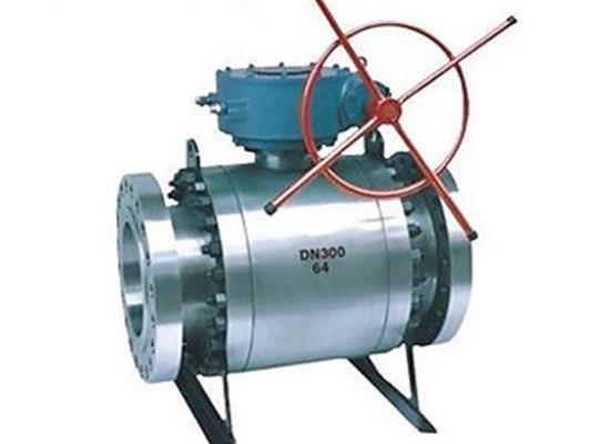 SGFQ347Y-100R固定球锻钢球阀