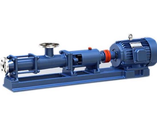 螺桿泵 G型單螺桿泵 G型不銹鋼螺桿泵