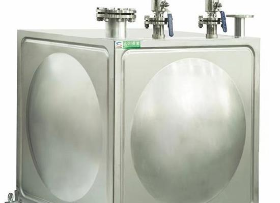 一体化不锈钢污水提升器