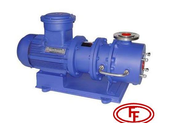 CQB-GB65-50-125高温保温磁力泵