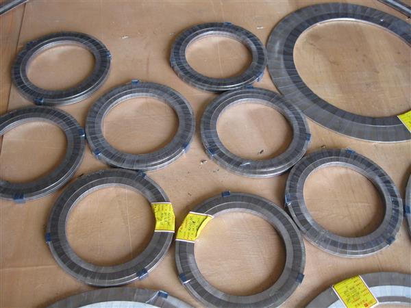 金属缠绕垫片 金属平垫生产厂家