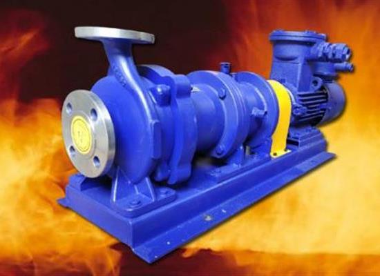 应对市场需求,提升制造水平,上海家耐全力研发新型高温磁力泵产品