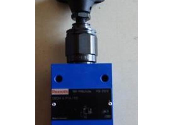 德国Rexroth力士乐电磁溢流阀R901051933