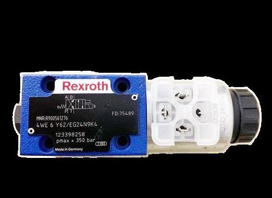 Rexroth力士乐电磁阀4WE6C62/EG24N9K4