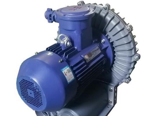 RB-400高压风机 吸尘专用风机 0.4KW环形高压风机