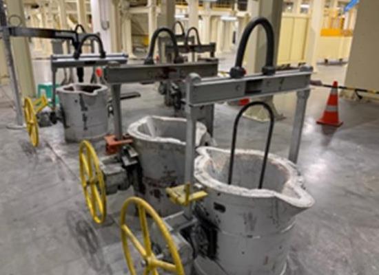 苏州相城区无损检测 铁水包、吊具磁粉探伤 第三方机构至信检测