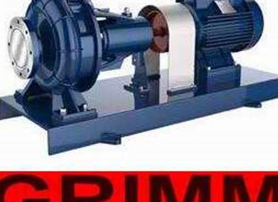 进口卧式单级单吸离心泵(欧美进口品牌)