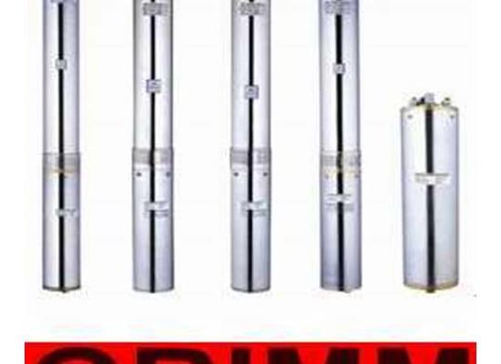 进口不锈钢深井泵(欧美进口品牌)