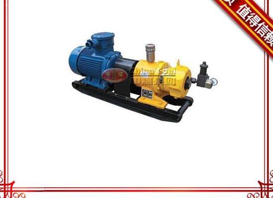 山西ZHJ-130矿用移动式注浆装置,ZHJ矿用灭火注浆装置