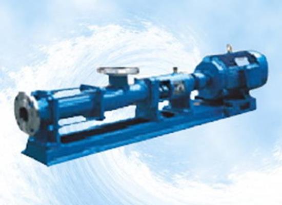 G35-1型单螺杆泵