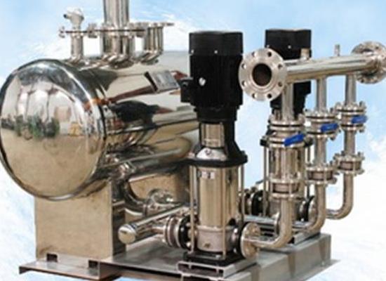 管网叠压无负压供水设备(RCG)