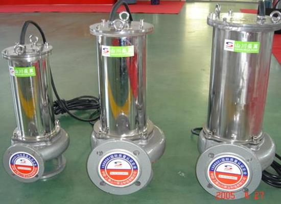 SWQ新一代无堵塞潜水排污泵