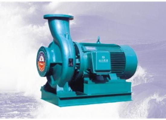 SCW卧式单级单吸离心泵