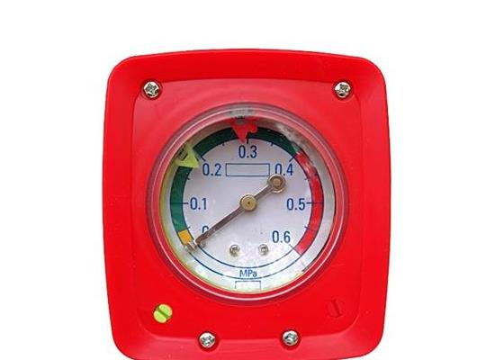 220V 控制与可调试压力表