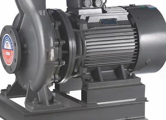 SCW卧式空调循环水泵