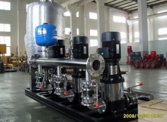 SCA生活变频恒压供水设备