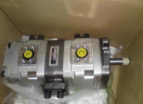 IPH-46B-25-125-11日本原装不二越双联齿轮泵