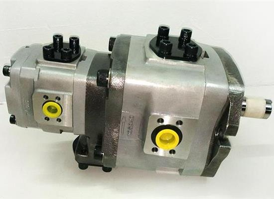 IPH-46B-25-80-11日本原装不二越齿轮泵